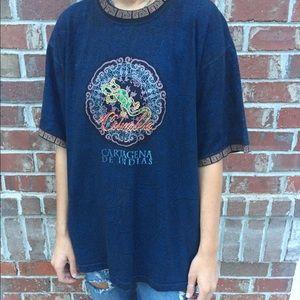 Other - Vintage Columbia azteca tee // Tshirt