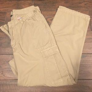 Polo Ralph Lauren Khaki Cargo Pants
