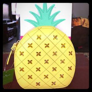 Kate Spade Pineapple Crossbody ❤️❤️🍍