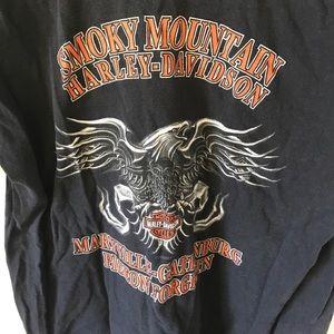 Harley Davidson tshirt
