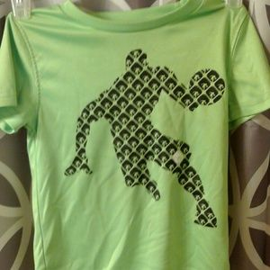 And1 Other - And 1 Green Dry Fit Style Shirt