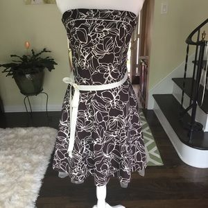 Morgan & Co. Dresses & Skirts - Morgan and Co.  lined strapless dress size 7/8.