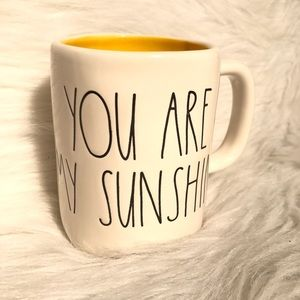 Rae Dunn Accessories - Authentic Rae Dunn You Are My Sunshine Cup Mug