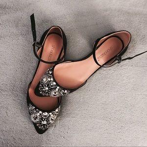 ShoeDazzle Shoes - Shoedazzle Beaded Flats
