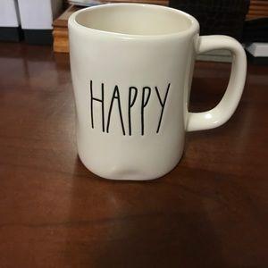 Rae Dunn Other - Rae Dunn happy mug