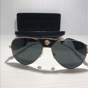 Versace Accessories - Original Black Versace sunglasses