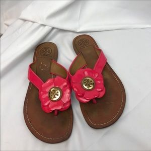 Tory Burch Shoes - Authentic floral TORY BURCH sandals