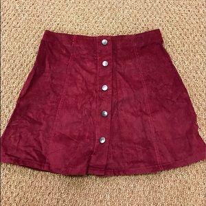 OASAP Dresses & Skirts - ❗️MUST GO❗️Front Button Trendy Skirt