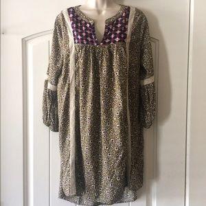 Beautiful boho NWOT Tunic/dress