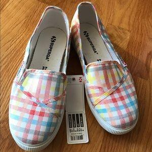 Superga COTW Slip On Sneakers size 37 (6.5/7)