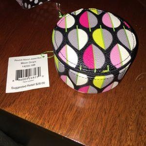 Vera Bradley Handbags - BRAND NEW Vera Bradley Jewelry Box