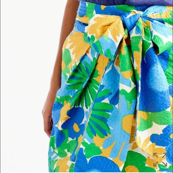 J. Crew Skirts - NWT {JCrew} Tie-waist skirt