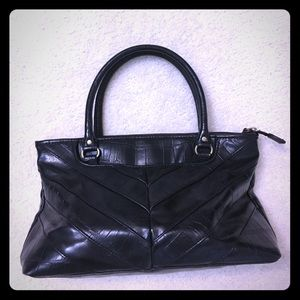 Handbags - Small black purse