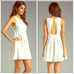 NWOT Free people lace dress