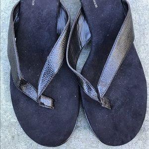 Aerosoles  summer sandal 2 inch heel.