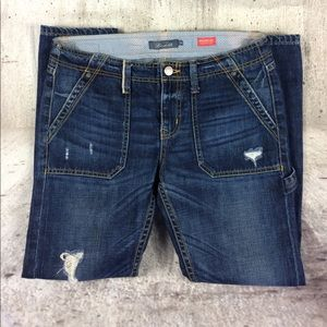 Anthropologie level 99 the the relaxed lily jeans