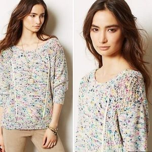Anthropologie Tracy Reese Kittiwake Pullover.