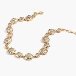 ⬇️ONE DAY SALE⬇️J. Crew crystal statement necklace