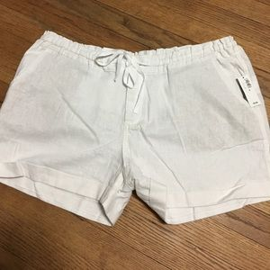 Old Navy Linen Shorts