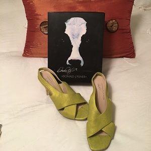 Donald J Pliner woman's shoes