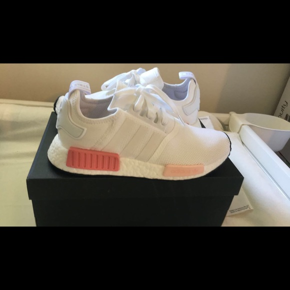 8408447f4320 adidas Shoes - ADIDAS NMD R1 PINK ROSE