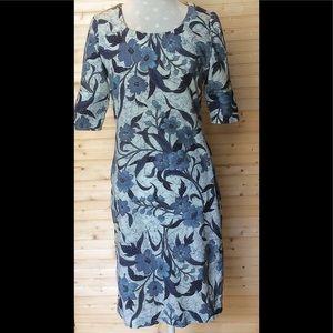 Stunning Vintage Floral Dress