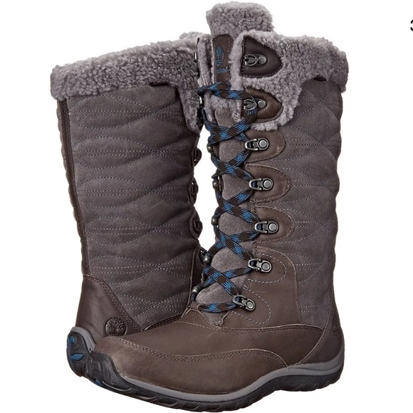 Timberland Boots Gray