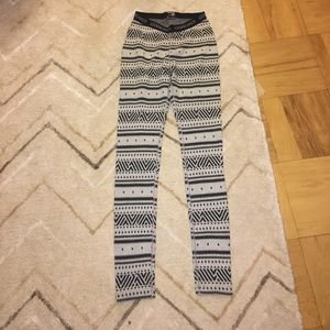 Icebreaker Pants - Icebreaker leggings - 260 Merano wool base layer