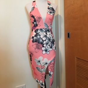 NWOT Strappy Bodycon