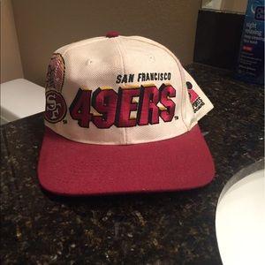 Vintage Sports Specialties 49ers SnapBack