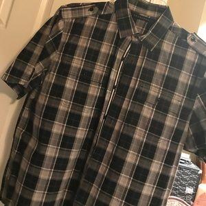 Sean John Other - Sean john military button down shirt