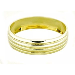 Other - Men's SOLID 14k REAL GOLD Wedding Band Ring