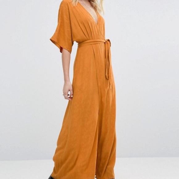 78dcb604595 Floral Wrap Front Maxi Dress