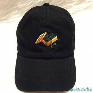 Accessories - Hemp In A Box Adjustable Strapback Dad Hat Cap