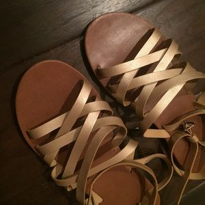 Worn Once Strappy Sandals