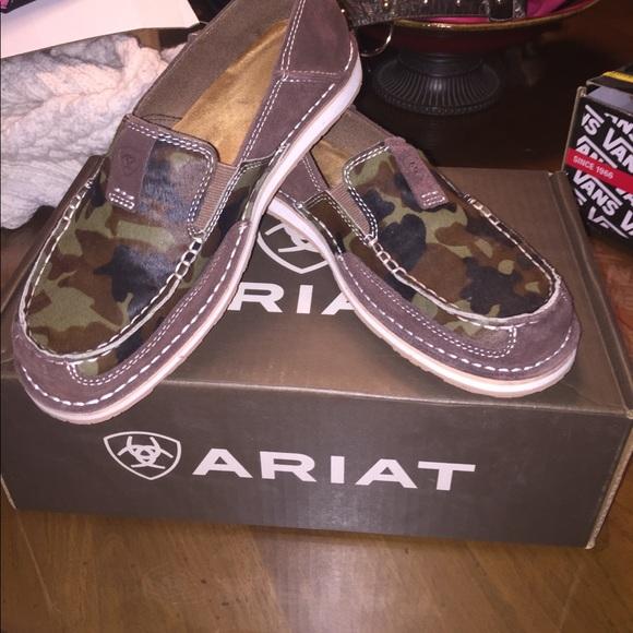 Ariat Shoes | Ariat Cruiser Camo | Poshmark