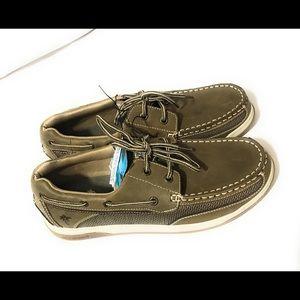 Margaritaville Men's Boat Shoe Palm