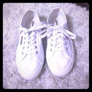 "Superga Shoes - Superga ""Cotu"" canvas sneaker👟"