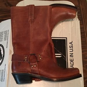 Frye Shoes - Authentic Frye Harness Boots (New in Box) Sz 10M