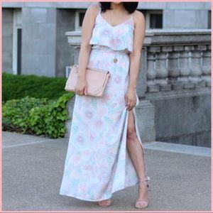 LC Lauren Conrad Dresses & Skirts - Tropical Lauren Conrad maxi!