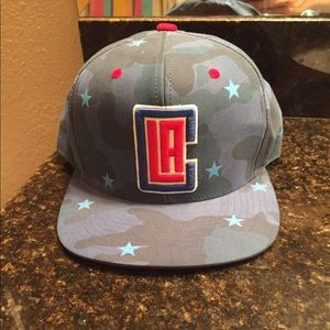 Clippers Mitchell & Ness SnapBack