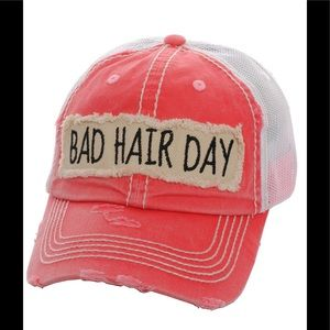 33 off accessories bad hair day vintage embroidered