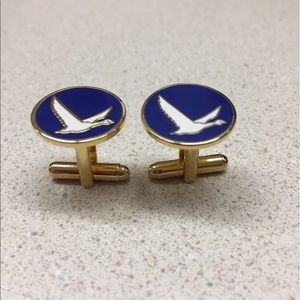 Other - Blue Goose Vodka Cuff Links