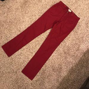 Jachs Other - Jachs slacks, red, 31 waist