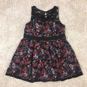 Modcloth Dresses & Skirts - Floral + Lace Sundress