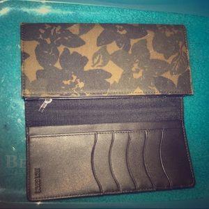 Jack Spade Other - Men's Jack Spade Floral Cameo Wallet