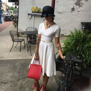 Vintage handmade adorable dress