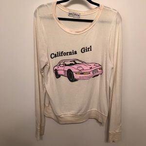 Wildfox California Girl Sweater