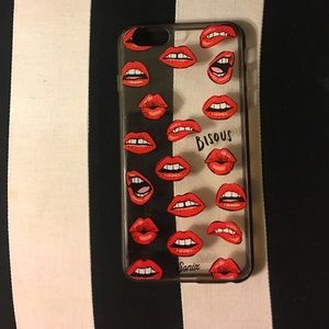 sonix Other - Sonix IPhone 6 Plus Bisous Lips cover