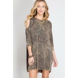 Dresses & Skirts - Cold Shoulder Tunic
